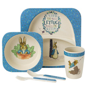 Beatrix Potter Peter Rabbit Organic Dinner Set