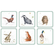 Coasters Set of 6