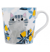 Shruti Planet Cat Time Spent With A Cat Mug…