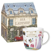 At Your Leisure Squash Mug Her Ladyship 400ml in…