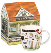 At Your Leisure Squash Mug The Cricketer 400ml in…