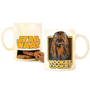 Chewbacca Wookie Cookies Mug With Cookie Slot