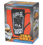 Darth Vader Latte Mug Boxed
