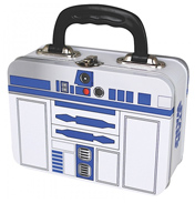 Star Wars Tin Tote R2-D2