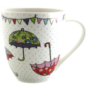 The Caravan Trail Festival Brollies Crush Mug