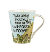Truly Great Friends Flight Mug
