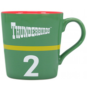 Half Moon Bay Thunderbird 2 Tapered Ceramic Mug…