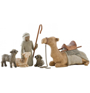 Willow Tree Nativity Collection Shepherd &…