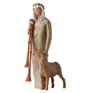 Willow Tree Nativity Collection Zampognaro…